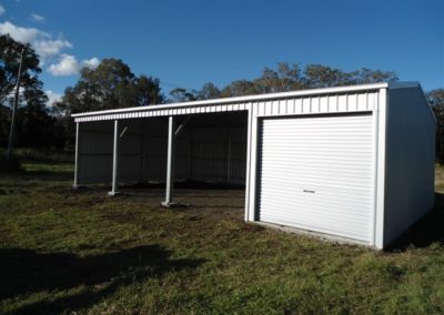 Farm Sheds - Lockyer Sheds Commercial