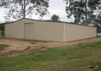 Industrial Sheds - Lockyer Sheds Commercial