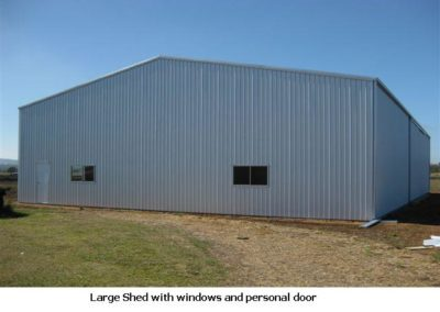 Industrial Sheds - Lockyer Sheds Commercial