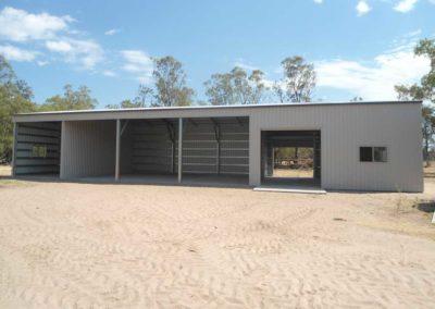 Open Sheds - Lockyer Sheds Commercial